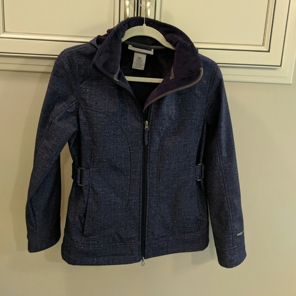 Ladies free country lined water resistant coat